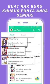 MarsToon - Komik Manga Webtoon Gratis Indonesia ScreenShot3