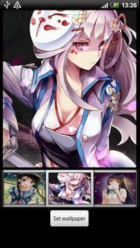 Anime Girl hd Wallpapers ScreenShot3