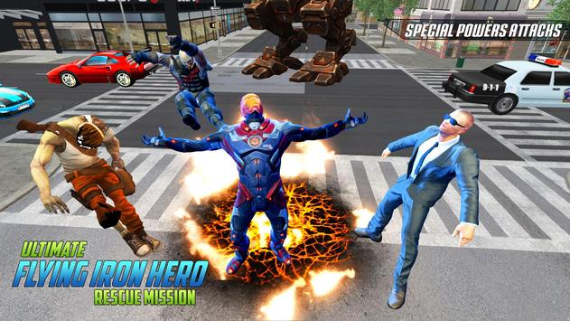 Ultimate KungFu Superhero Iron Fighting Free Game ScreenShot3