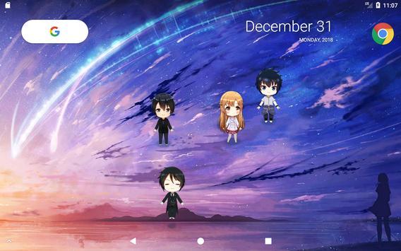 Lively Anime Live Wallpaper