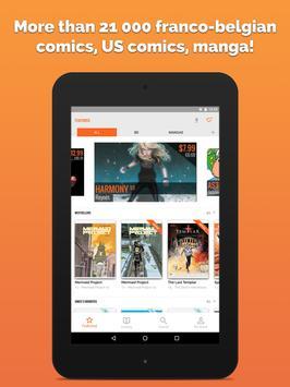 Izneo, Read Manga, Comics and BD