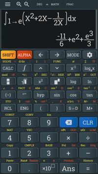 Advanced fx calculator 991 es plus and 991 ms plus ScreenShot3
