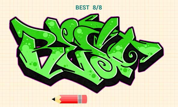 How to Draw Graffitis ScreenShot3