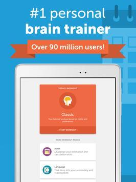 Lumosity: #1 Brain Games and Cognitive Training App ScreenShot3