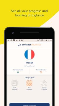 Lingvist: Learn Spanish, French, German and more!