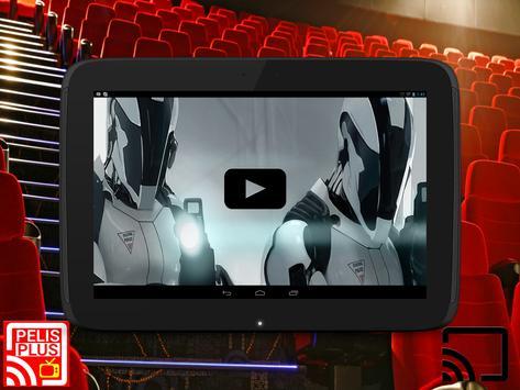 PelisPLUS Chromecast ScreenShot3