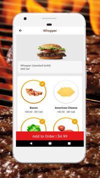 BURGER KING App ScreenShot3