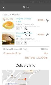 Deliverink:Food Delivery