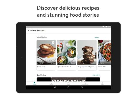 Kitchen Stories - Recipes and Cooking