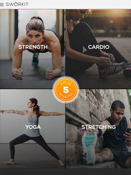 Sworkit: Workouts and Fitness Plans ScreenShot3