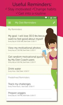 My Diet Coach - Weight Loss Motivation and Tracker