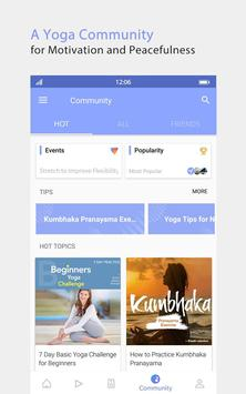 Daily Yoga - Yoga Fitness Plans ScreenShot3