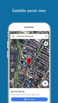 Free GPS, Maps, Navigation and Directions ScreenShot3