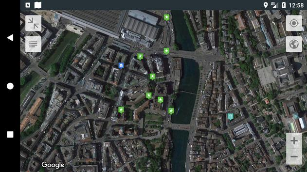 My Location: GPS Maps, Share and Save Locations ScreenShot3
