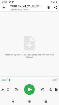 MP3 Voice and Audio Recorder - ASR