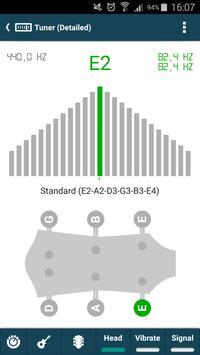 smart Chords and tools (guitar, bass, banjo, uke... ScreenShot3