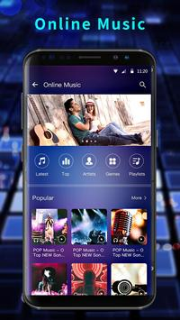 Equalizer Music Player - Free Music for YouTube ScreenShot3