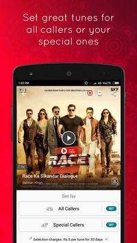 Vodafone Callertunes - Latest Songs and Name Tunes ScreenShot3