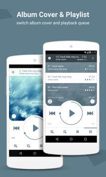 NRG Player music player ScreenShot3