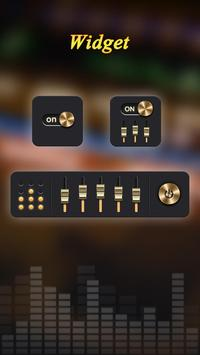 Equalizer - Bass Booster and Volume Booster ScreenShot3