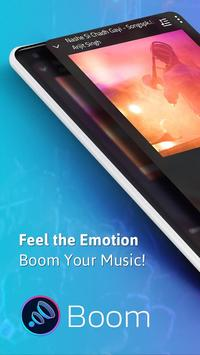 Boom: Music Player with 3D Surround Sound and EQ (Unreleased)