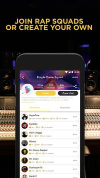 Battle Me: Rap Maker and Hip Hop Studio. Community ScreenShot3