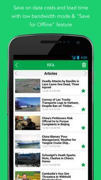 Radio Free Asia (RFA) ScreenShot3