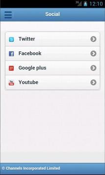 ChannelsTV Mobile for Androids ScreenShot3