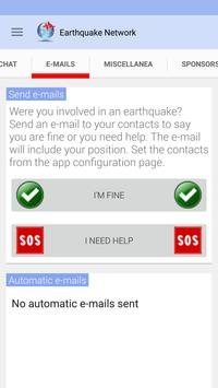 Earthquake Network - Realtime alerts ScreenShot3