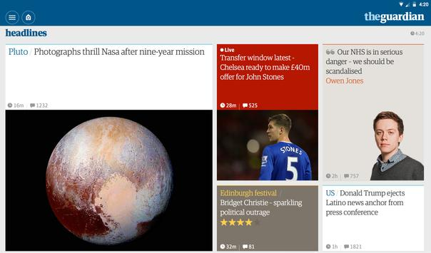 The Guardian: Top Stories, Breaking News and Opinion