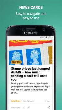upday news for Samsung