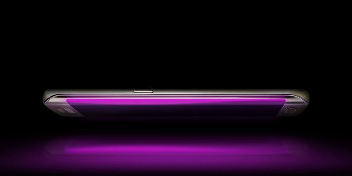 Samsung Edge Lighting Live Wallpaper ScreenShot3