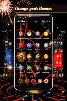 3D 2018 Theme For Android