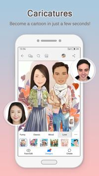 MomentCam Cartoons and Stickers