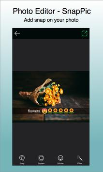 Photo Editor - SnapPic With Beauty Selfie Camera ScreenShot3