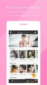 PhotoWonder: Pro Beauty Photo EditorandCollage Maker