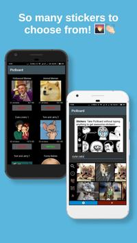 PicBoard   Image Search Keyboard   With Stickers! ScreenShot3