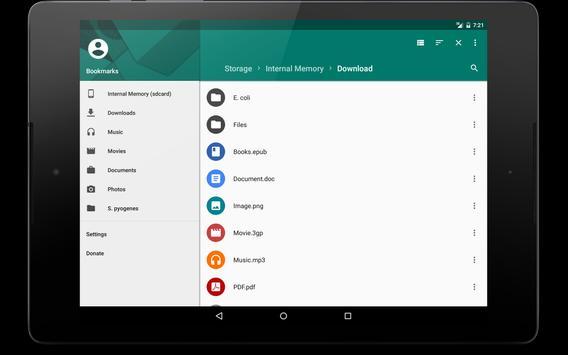MK Explorer (File manager) ScreenShot3