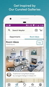 Wayfair - Shop All Things Home ScreenShot3