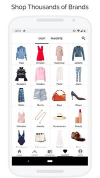 Smart Closet - Fashion Style