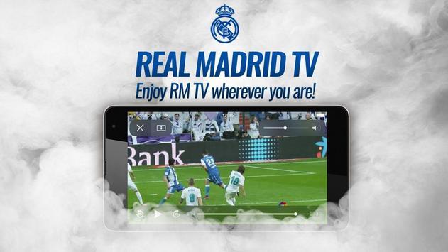 Real Madrid App ScreenShot3