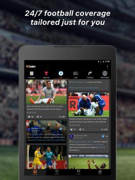 90min - Live Soccer News App ScreenShot3