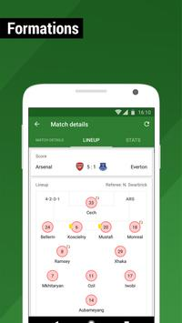 GoalAlert Football Live Scores Fixtures Results