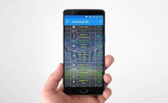 Betting TIPS VIP : DAILY PREDICTION ScreenShot3