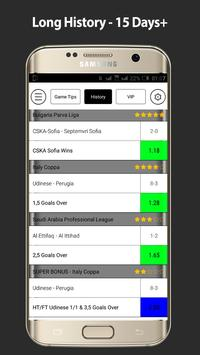 Betting Tips Football ScreenShot3