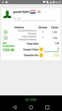 BetsWall Betting Tips and Coupon Sharing Platform
