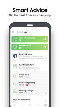 Samsung Max - Data Savings and Privacy Protection ScreenShot3