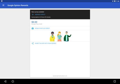 Google Opinion Rewards ScreenShot3