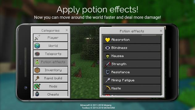 Toolbox for Minecraft: PE ScreenShot3