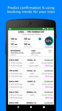 Auto Tatkal - IRCTC Train Ticket Booking ScreenShot3